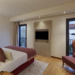 NEYA Porto Hotel Quarto Duplo Adaptado
