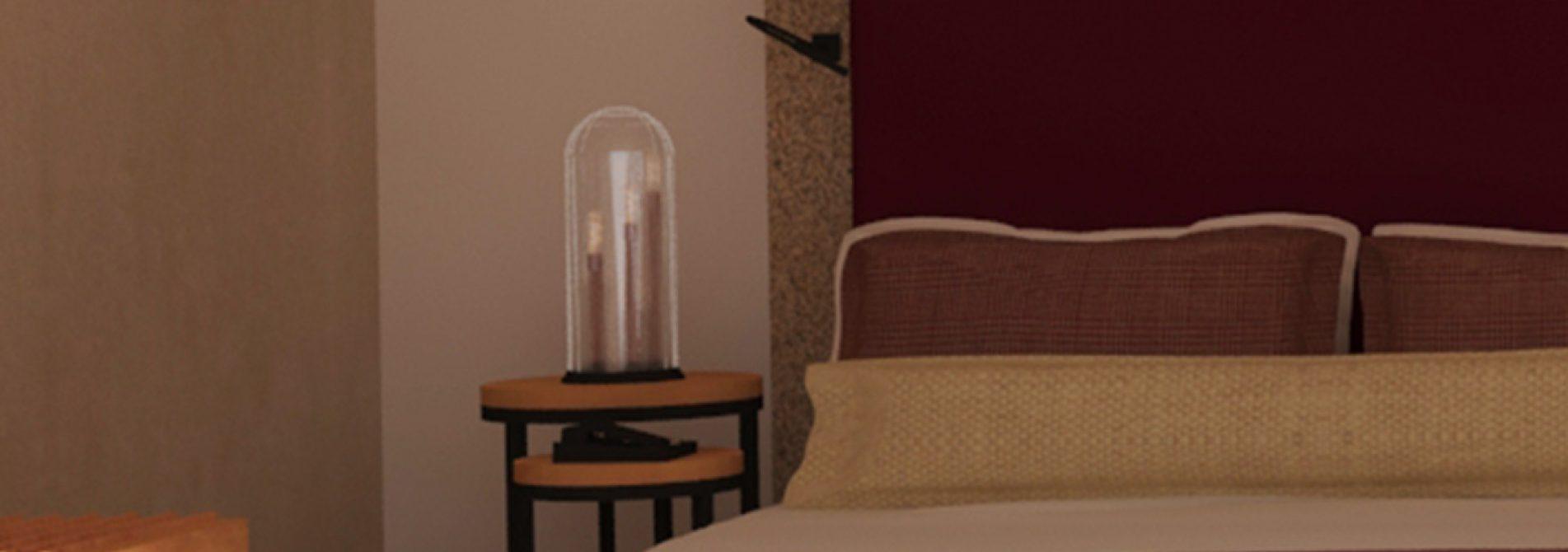 Cama Quarto Duplo NEYA Porto Hotel