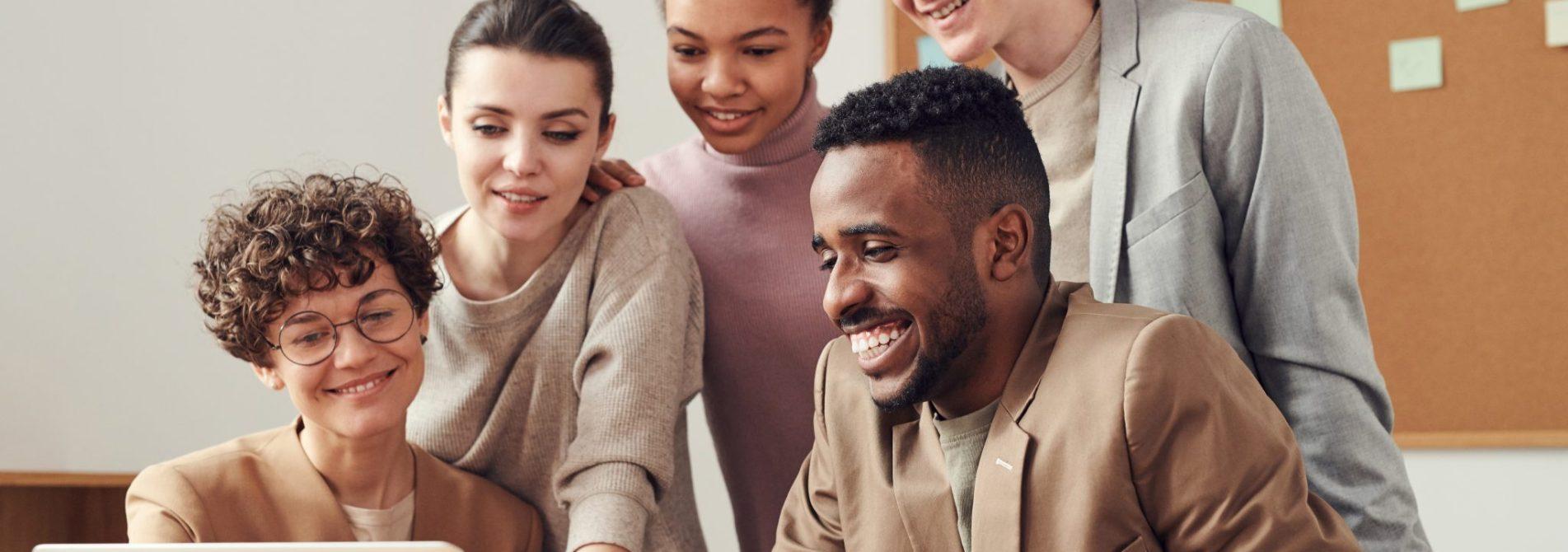 Grupo de trabalho sorri