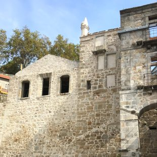 Vista Claustro do NEYA Porto Hotel