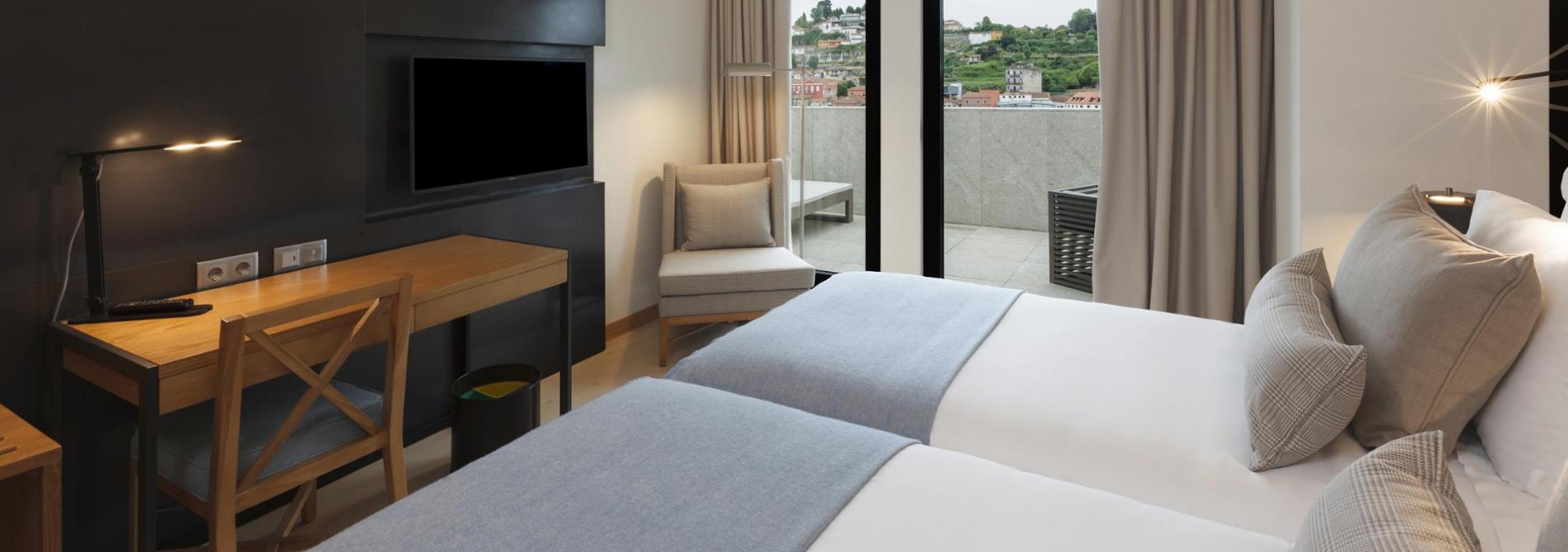 NEYA Porto Hotel Twin Premium