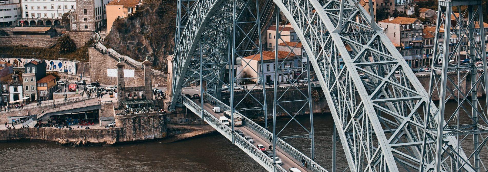 Ponte D. Luís no Porto