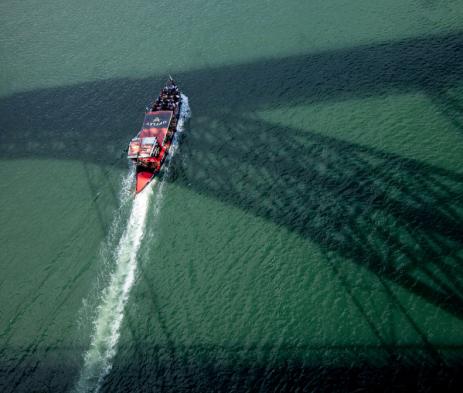 Barco no Rio Douro
