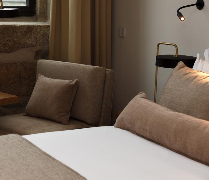 Cama NEYA Porto Hotel