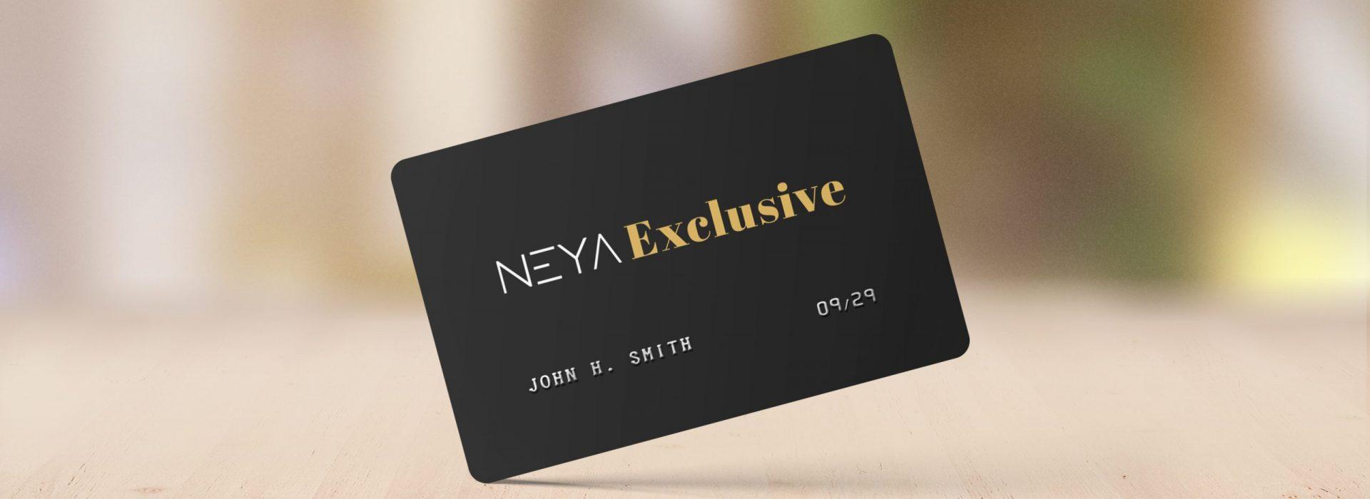 85x55 Plastic Credit Card Mockup